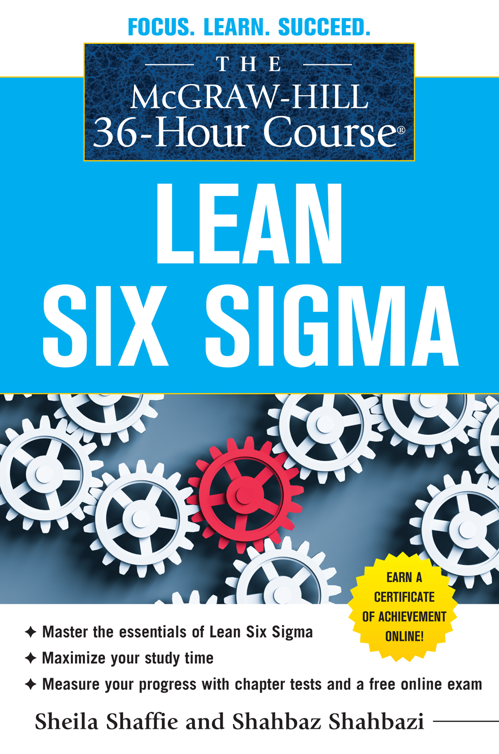 The Mcgraw Hill 36 Hour Course Lean Six Sigma Processarc